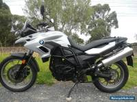 BMW F 700  GS 2012 MODEL FOR ONLY $7990