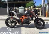KTM 690 Duke Motorcycle for Sale