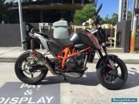KTM 690 Duke Motorcycle