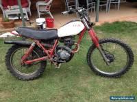 81 Honda XL185s