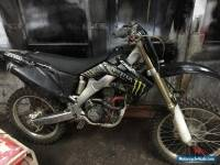Honda CRF 250 04 spares or repairs project