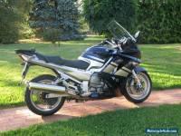 Yamaha FJR 1300 motorbike