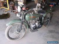 1931 Harley-Davidson Other