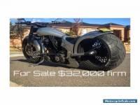 Full Custom Harley Davidson Softail