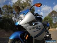 Motorbike BMW K1200s