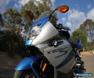 Motorbike BMW K1200s for Sale