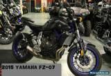2015 Yamaha FZ for Sale
