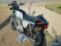 Classic Suzuki Motorcycle