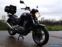2004 HONDA CBF 500 A-4 BLACK WITH GIVI TOP BOX