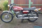 Suzuki T250 Project Spares or Repair for Sale
