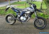 2012 YAMAHA WR 125 X BLACK for Sale