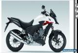 honda cb500x a2 for Sale