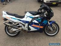 SUZUKI GSXR1100 1995 SUPERBIKE MOTORCYCLE NOW WRECKING OR SELL FOR PROJECT BIKE