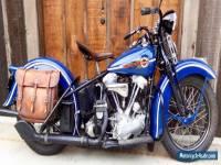 1938 Harley-Davidson Other