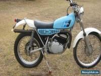 YAMAHA 1977 TY 250, ONLY 2866 KS.