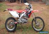 Honda CRF450 x motor bike for Sale