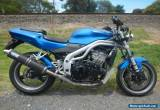 2003 TRIUMPH SPEED TRIPLE, SELLING CHEAP! for Sale