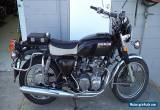 HONDA CB550 Police special running project  for Sale