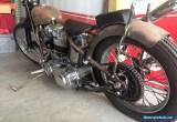 1948 Harley-Davidson Other for Sale