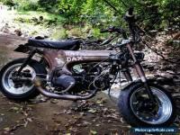 1972 Honda CT70 Dax Monkey Bike Z50