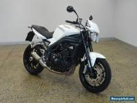 2008 TRIUMPH SPEED TRIPLE 1050cc