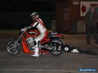 Harley Davidson VROD Destroyer drag bike