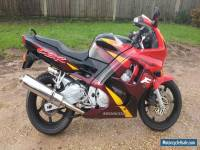 1996 HONDA CBR 600 F BLACK/RED
