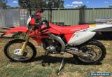 honda crf450x 2010 for Sale