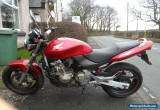 Honda Hornet 600   very low miles  with extras for Sale