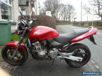 Honda Hornet 600   very low miles  with extras
