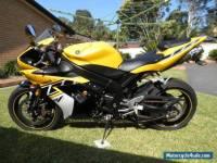 2005 Yamaha R1 50th Anniversary Motorcycle