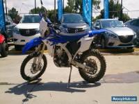 2011 Yamaha WR 450 Motorcycle