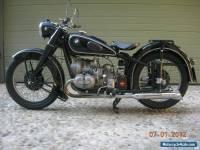 1951 BMW R-Series