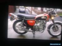 Honda cb500 four-4