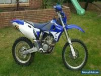 WR 250f 2002