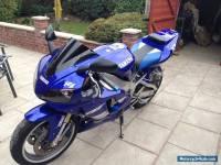 1999 YAMAHA YZF-R1 BLUE
