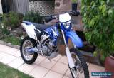 Yamaha WR 450Trail bike, 2007  for Sale