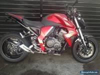 Honda CB1000R (Only 3000 miles)