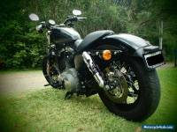 2007 Harley Davidson Nightster XL1200N Custom