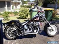 1995 Harley Davidson FXSTC