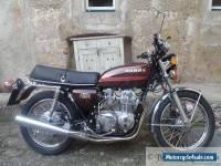 Honda CB550 K3  550cc. 1977. ex Henry Cole