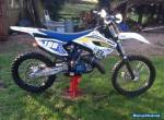 Husqvarna TC125, not KTM, YAMAHA, KAWASAKI, HONDA. for Sale