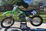 1996 Kawasaki KX for Sale