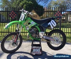 1996 Kawasaki KX for Sale