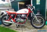 1976 HONDA  CB750 SOHC FLAT TRACK STYLE CAFE RACER for Sale