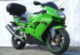 KAWASAKI  ZX9R Ninja 1999 Motorcycle for Sale