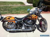 1989 Harley-Davidson FXSTS