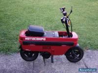 Honda Motocompo - ncz50