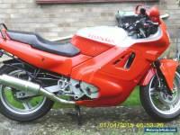 1987 HONDA CBR600F-H RED