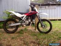 Husqvarna TC 510, Motocross Bike, 2009
